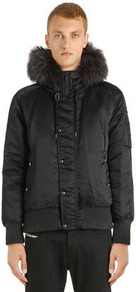 Tatras Perugia Down Jacket W/ Fur Trim