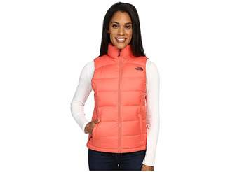 The North Face Nuptse 2 Vest (Spiced Coral