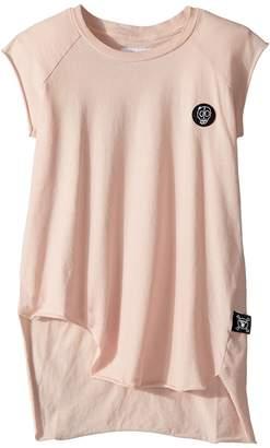 Nununu Trimmed Sleeveless Shirt Girl's Sleeveless