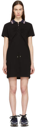 Carven Black Polo Dress