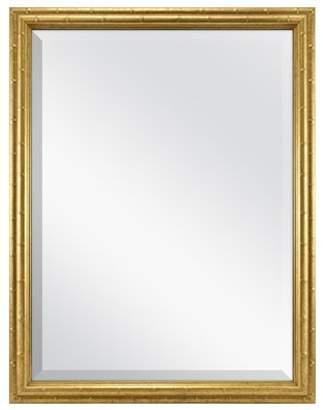 "Better Homes & Gardens Bamboo Gold Finish Mirror, 20""x26"""