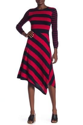 Joie Ecedra Stripe Knit Dress