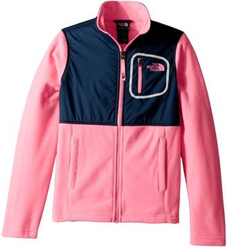 The North Face Kids Glacier Track Jacket Girl's Coat