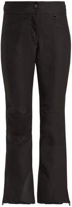 Moncler Flared ski trousers