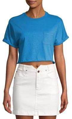 Topshop TALL Cropped Tee