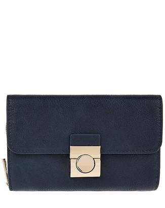 Accessorize Becky Push Lock Wallet