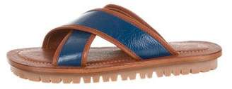 Marc Jacobs Crossover Slide Sandals w/ Tags