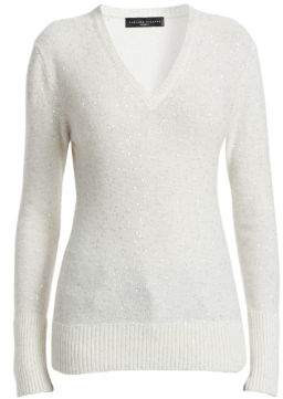 Fabiana Filippi Sequin Sweater