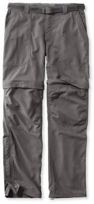 L.L. Bean L.L.Bean Men's Timberledge Zip-Off Pants, Standard Fit