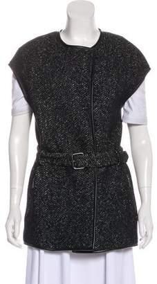 Tory Burch Wool-Blend Vest