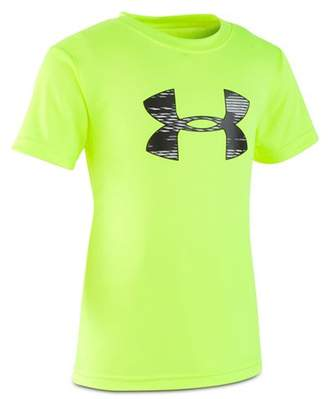 Under Armour Boys' Big Logo Tee - Little Kid