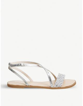Office Starlight glitter sandals