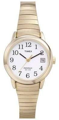 Timex Ladies' Easy Reader Goldtone Watch