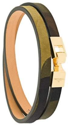 Northskull double wrap bracelet