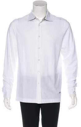 Missoni Herringbone Woven Shirt