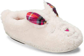 Dearfoams Whimsical Toddler & Youth Scuff Slipper - Girl's
