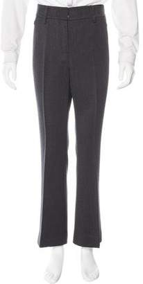 Akris Wool Wide-Leg Pants
