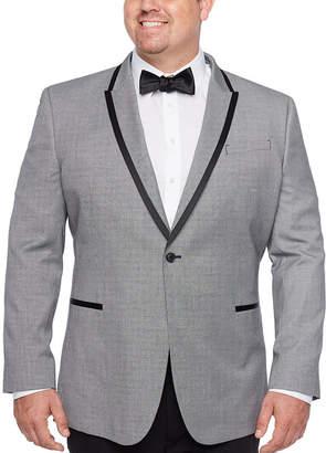 Jf J.Ferrar Classic Fit Tuxedo Jacket - Big and Tall