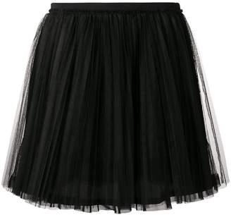 RED Valentino tulle mini skirt