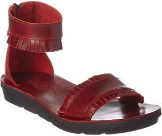 Fly London Mexu Leather Sandal