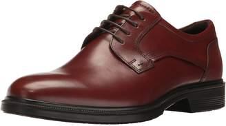 Ecco Men's Lisbon Plain Toe Tie Oxford
