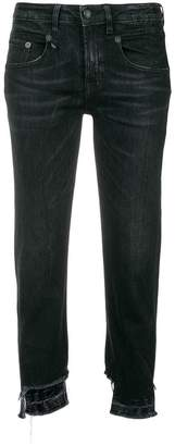 R 13 Boy Straight jeans