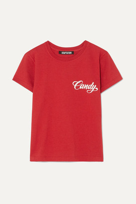 Adaptation Baby Printed Cotton-jersey T-shirt - Red