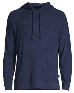 Onia Aaron Solid French Terry Hoodie