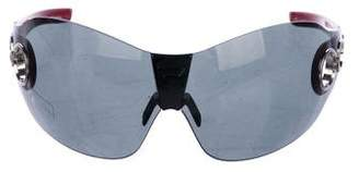Diesel Shield Tinted Sunglasses