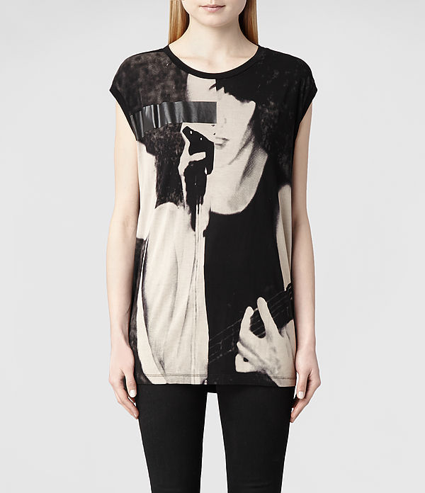 AllSaints Resonate Tank