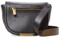 Marc By Marc Jacobs Luna Leather Saddle Crossbody