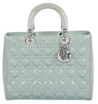 Christian Dior Large Lady w/ Strap