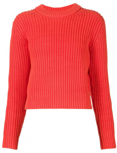 T By Alexander Wang chunky knit sweater
