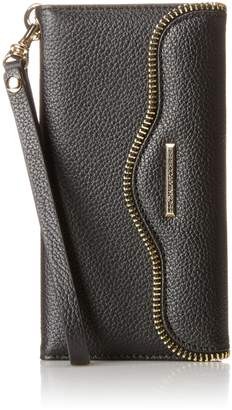 Rebecca Minkoff Iphone 6 Plus Leather Folio Wristlet Cell Phone Case