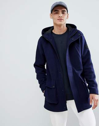 ONLY & SONS wool parka