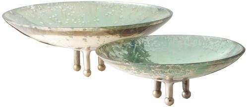 Lazy SusanLazy Susan Gilded Sea Decorative Bowl