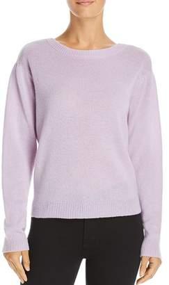 Rebecca Minkoff Tara Puff-Sleeve Cashmere Sweater