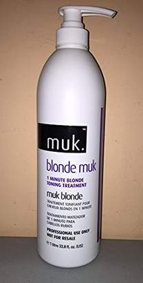 M:uk Muk Haircare Blonde Toning Treatment