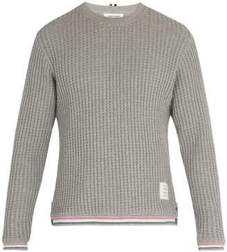 Thom Browne Crew-neck cotton sweater