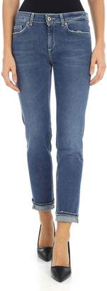 Dondup Cropped Length Jeans