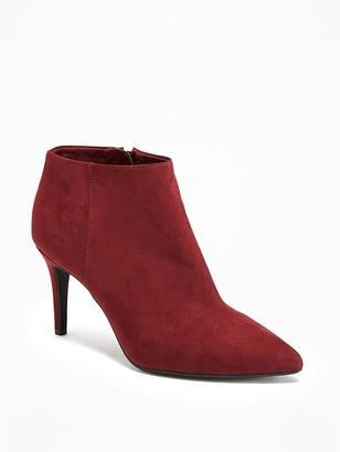 Sueded Ankle Boots for Women $44.94 thestylecure.com