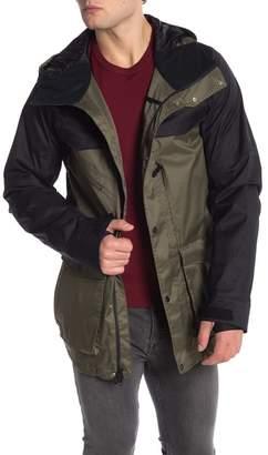 Oakley Timber FN Dry 15K Waterproof Hooded Parka Jacket