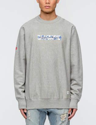 Raised By Wolves Porcelain Box Logo Crewneck Sweatshirt
