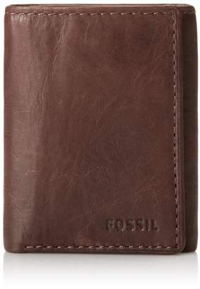 Fossil Men's Ingram Extra Capacity Trifold Wallet