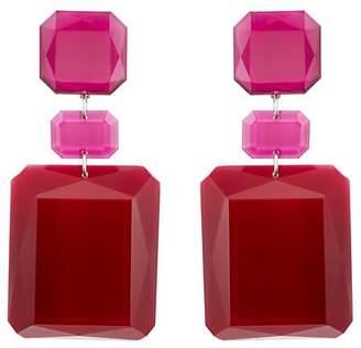Isabel Marant Women's Boucle D'Oreill Triple-Drop Earrings