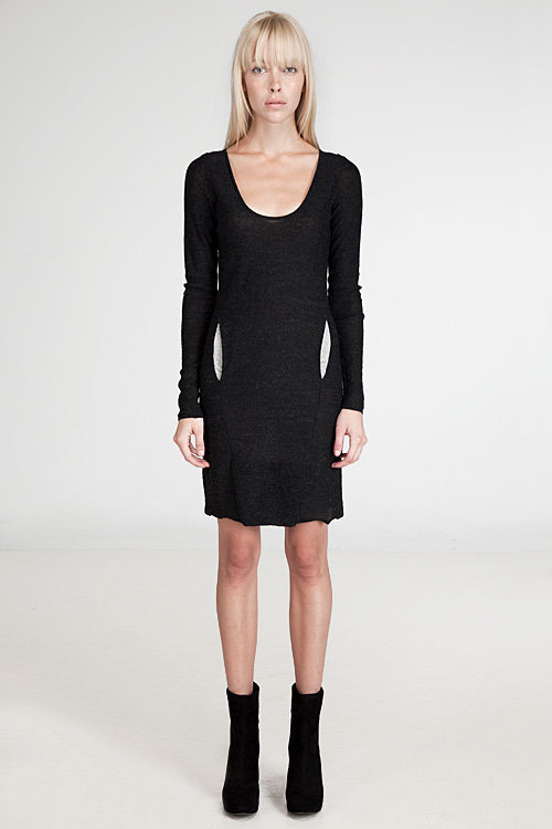 Rogan Polaris Sweater Dress
