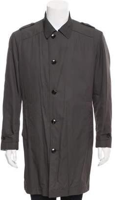 HUGO BOSS Boss by Lightweight Trench Coat