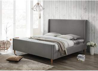 Langley Street Markus King Upholstered Panel Bed