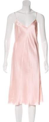 Ralph Lauren Purple Label Sleeveless Slip Dress w/ Tags