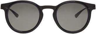 Damir Doma Black Mykita Edition DD2.2 Sunglasses $550 thestylecure.com